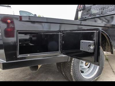 2021 Chevrolet Silverado 3500 Crew Cab 4x4, Knapheide PGNC Gooseneck Platform Body #FK6239 - photo 6