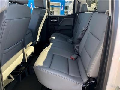 2019 Chevrolet Silverado 2500 Double Cab 4x2, Monroe MSS II Service Body #FK6394 - photo 13