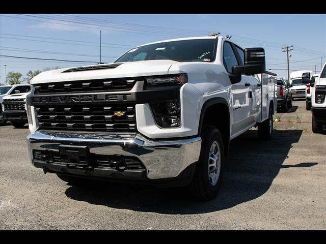 2020 Chevrolet Silverado 2500 Crew Cab 4x2, Reading SL Service Body #FK6421X - photo 1