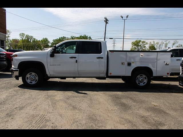 2020 Chevrolet Silverado 2500 Crew Cab 4x2, Reading SL Service Body #FK6421X - photo 4