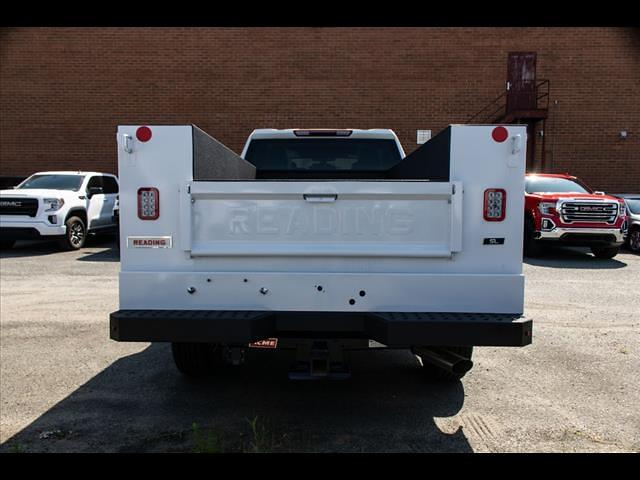 2020 Chevrolet Silverado 2500 Crew Cab 4x2, Reading Service Body #FK6421X - photo 1