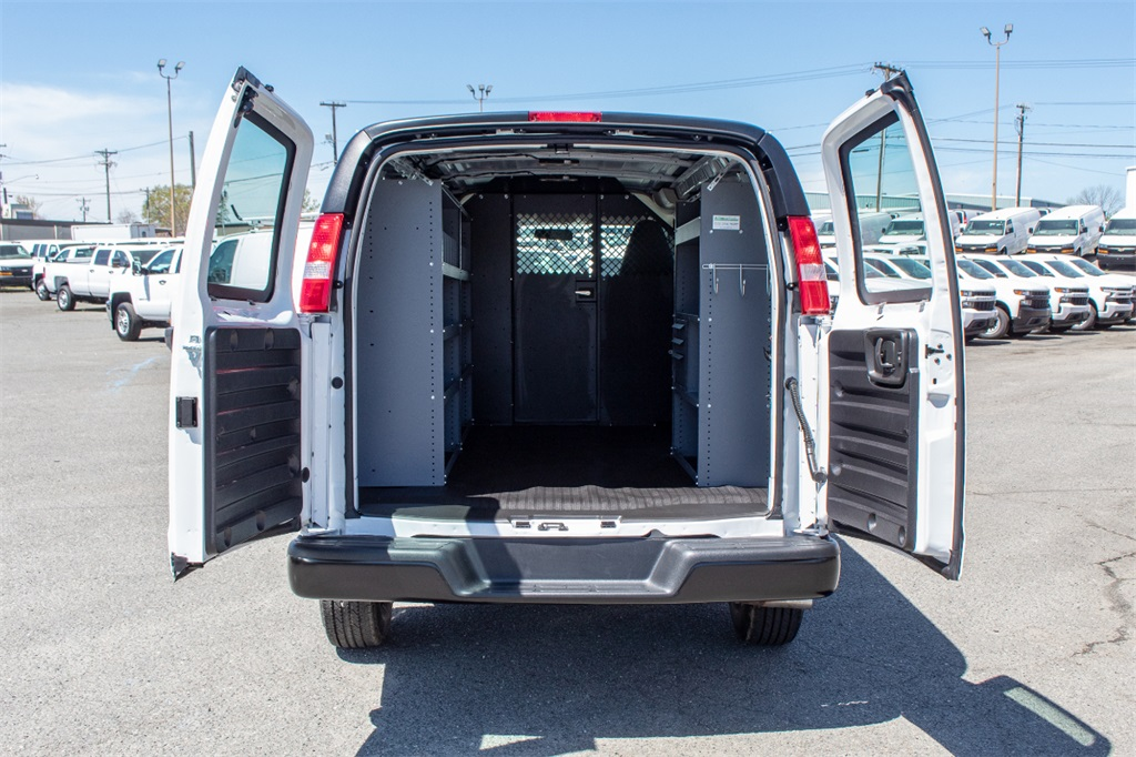 2019 Express 2500 4x2,  Masterack Upfitted Cargo Van #FK6480X - photo 1