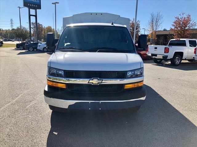 2019 Chevrolet Express 3500 4x2, Knapheide KUV Service Utility Van #FK65399 - photo 11