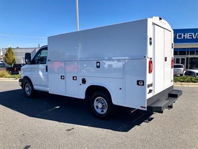 2019 Chevrolet Express 3500 4x2, Knapheide KUV Service Utility Van #FK65399 - photo 2