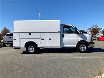 2019 Chevrolet Express 3500 4x2, Knapheide KUV Service Utility Van #FK65399 - photo 8