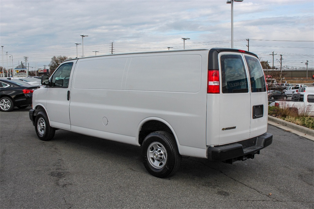 2019 Express 3500 4x2,  Sortimo Upfitted Cargo Van #FK66270 - photo 5