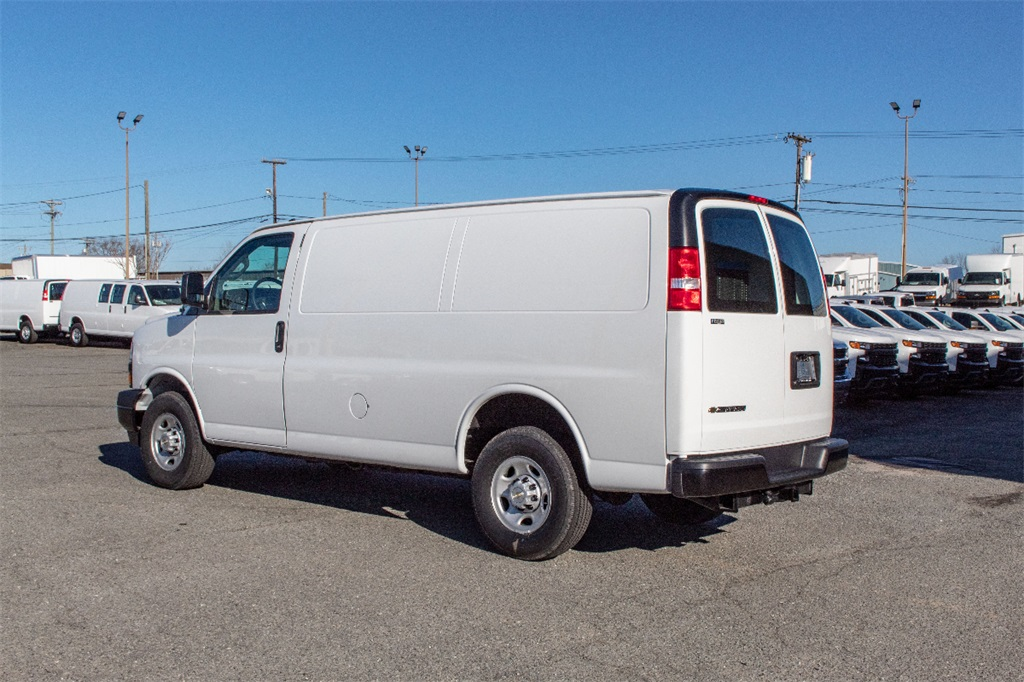2019 Express 2500 4x2,  Sortimo Upfitted Cargo Van #FK66328 - photo 4