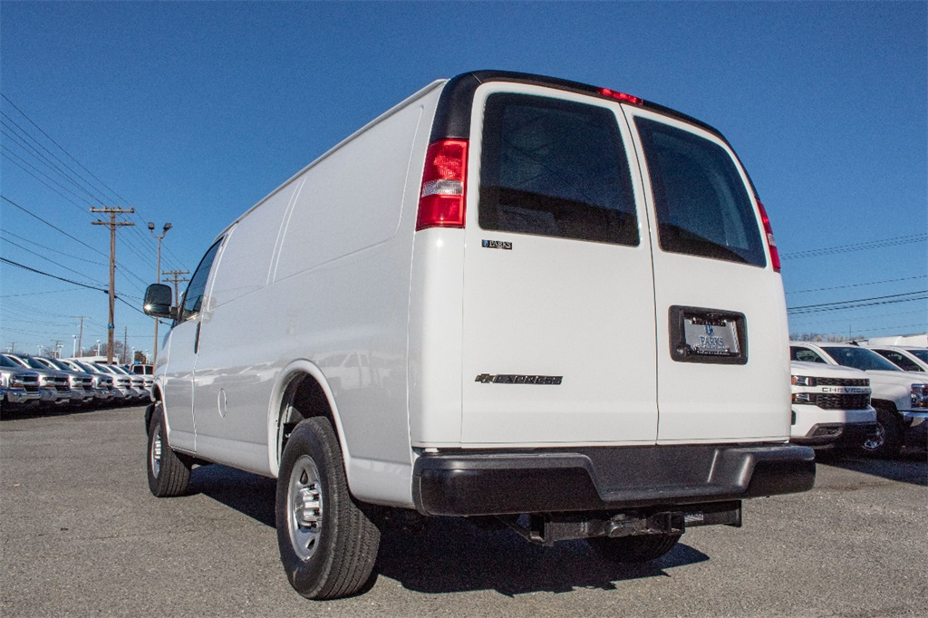 2019 Express 2500 4x2,  Sortimo Upfitted Cargo Van #FK66328 - photo 5