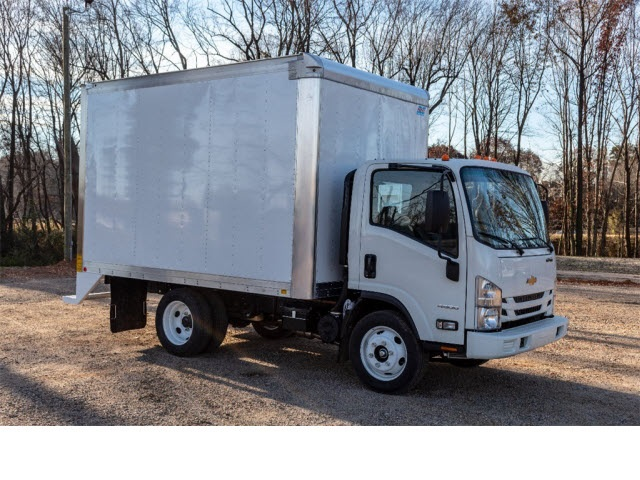 2018 Chevrolet LCF 4500 Regular Cab 4x2, Mickey Truck Bodies Dry Freight #FK6690 - photo 9