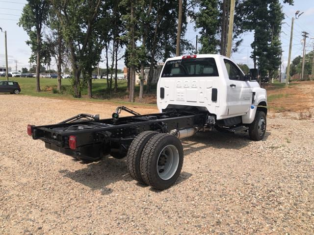 2020 Chevrolet Silverado 5500 Regular Cab DRW 4x4, Cab Chassis #FK6694 - photo 5