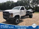 2020 Chevrolet Silverado 5500 Regular Cab DRW 4x4, Cab Chassis #FK6694 - photo 1