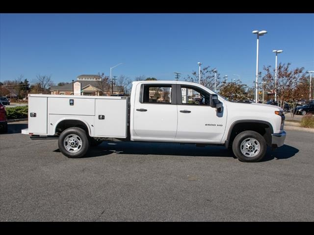 2020 Chevrolet Silverado 2500 Crew Cab 4x4, Knapheide Steel Service Body #FK6767 - photo 12