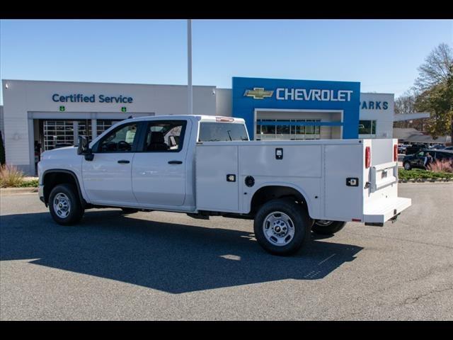 2020 Chevrolet Silverado 2500 Crew Cab 4x4, Knapheide Steel Service Body #FK6767 - photo 5