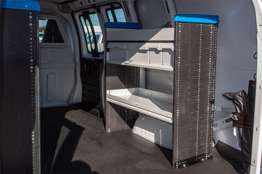2019 Express 2500 4x2,  Sortimo Upfitted Cargo Van #FK67695 - photo 9