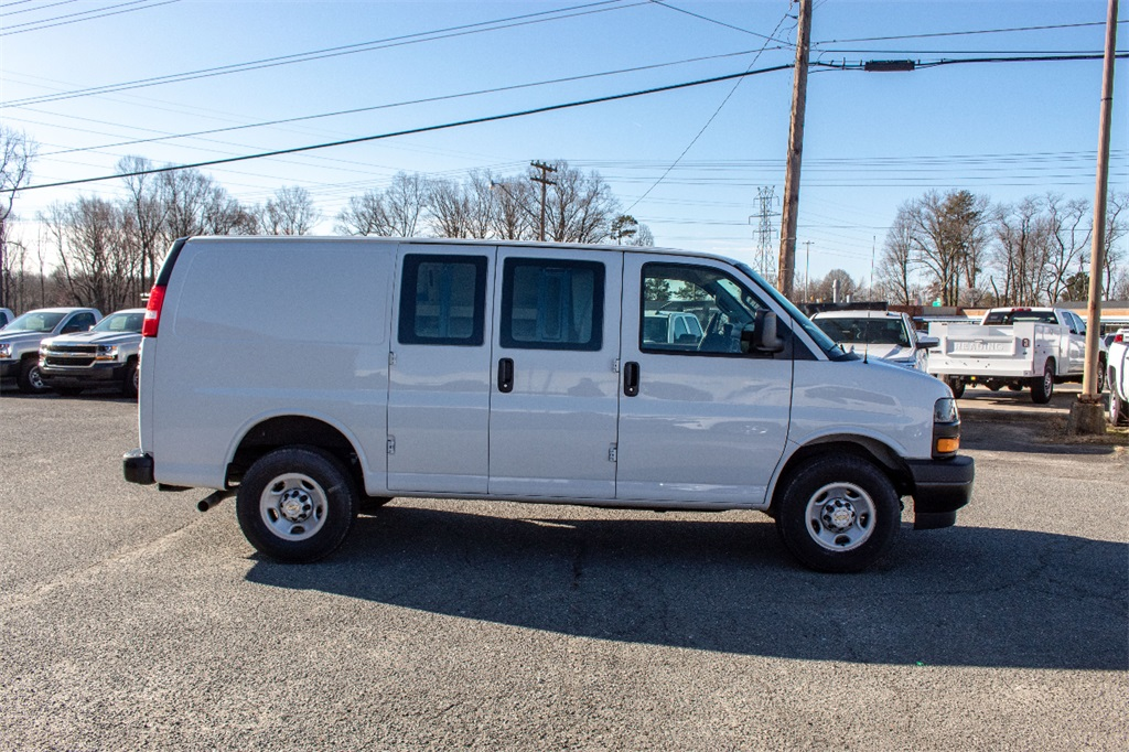2019 Express 2500 4x2,  Sortimo Upfitted Cargo Van #FK67695 - photo 11