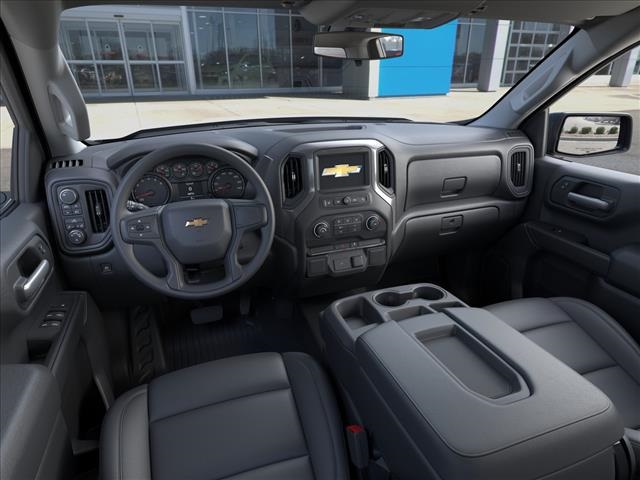 2020 Chevrolet Silverado 1500 Double Cab 4x4, Pickup #FK68040X - photo 10