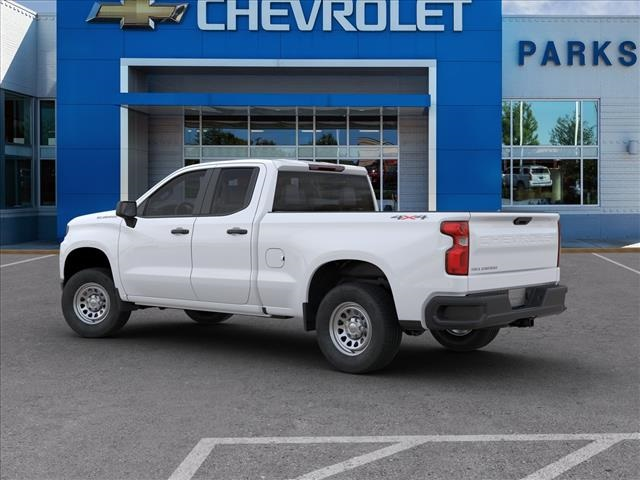 2020 Chevrolet Silverado 1500 Double Cab 4x4, Pickup #FK68040X - photo 4