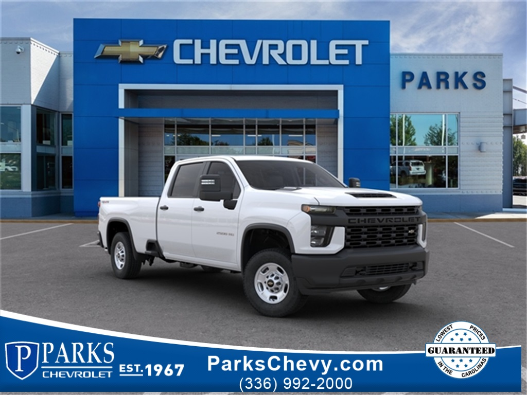 2020 Silverado 2500 Crew Cab 4x4, Pickup #FK6809 - photo 1