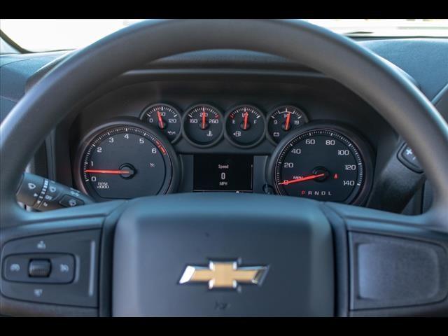 2020 Chevrolet Silverado 2500 Crew Cab 4x2, Knapheide Steel Service Body #FK6833 - photo 25
