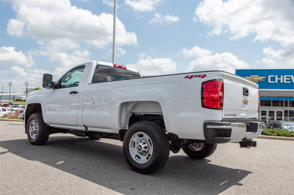 2019 Silverado 2500 Regular Cab 4x4,  Pickup #FK6924X - photo 1