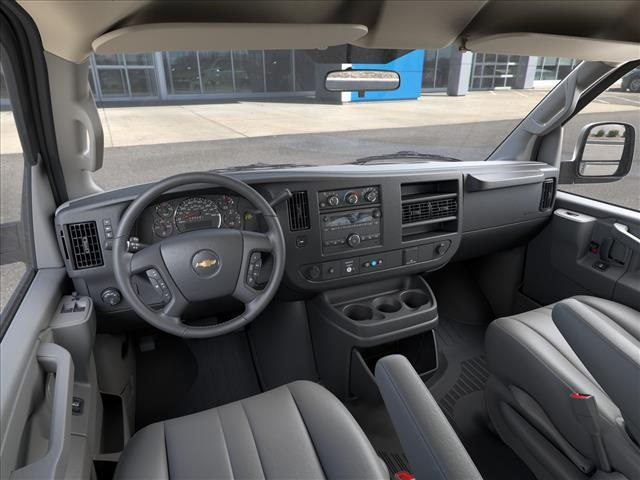 2020 Chevrolet Express 2500 4x2, Empty Cargo Van #FK69349 - photo 10