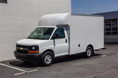 2017 Express 3500,  Supreme Spartan Cargo Cutaway Van #FK6973 - photo 1