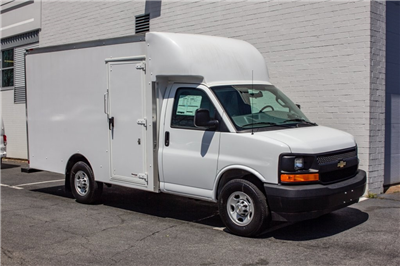 2017 Express 3500,  Supreme Spartan Cargo Cutaway Van #FK6973 - photo 11