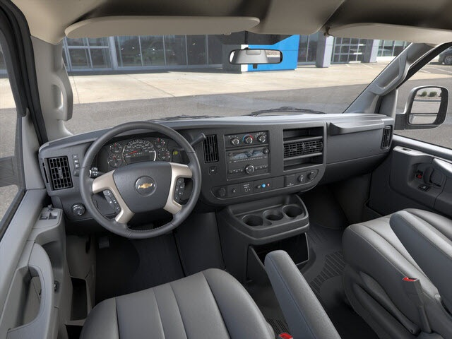 2019 Express 2500 4x2,  Sortimo Upfitted Cargo Van #FK69809 - photo 10