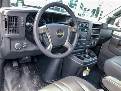 2019 Chevrolet Express 3500 4x2, Sortimo Shelf Staxx Upfitted Cargo Van #FK7036 - photo 28