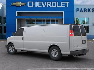 2019 Chevrolet Express 3500 4x2, Sortimo Shelf Staxx Upfitted Cargo Van #FK7036 - photo 5