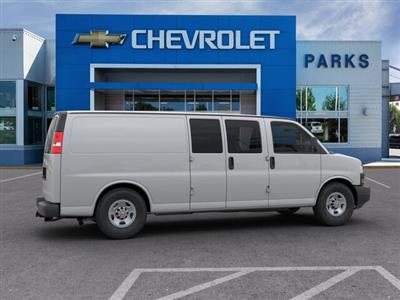 2019 Chevrolet Express 3500 4x2, Sortimo Shelf Staxx Upfitted Cargo Van #FK7036 - photo 6