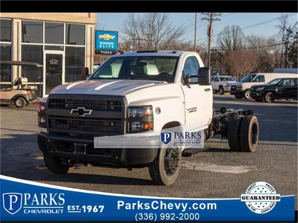 2020 Chevrolet Silverado 5500 Regular Cab DRW 4x2, Cab Chassis #FK7038 - photo 1