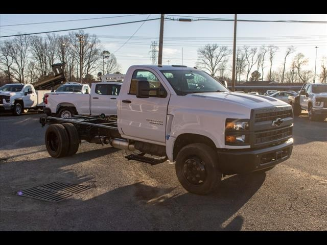 2020 Chevrolet Silverado 5500 Regular Cab DRW 4x2, Cab Chassis #FK7038 - photo 7