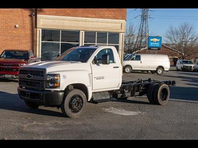 2020 Chevrolet Silverado 5500 Regular Cab DRW 4x2, Cab Chassis #FK7038 - photo 3