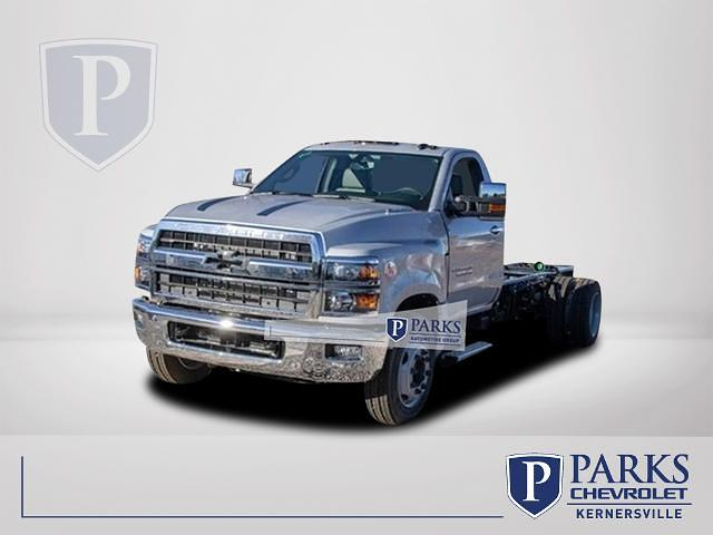 2020 Chevrolet Silverado 5500 Regular Cab DRW 4x2, Cab Chassis #FK7043 - photo 1