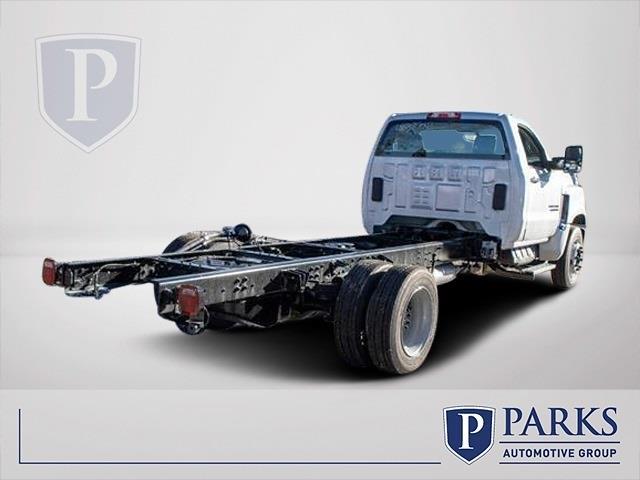 2020 Chevrolet Silverado 5500 Regular Cab DRW 4x2, Cab Chassis #FK7043 - photo 5
