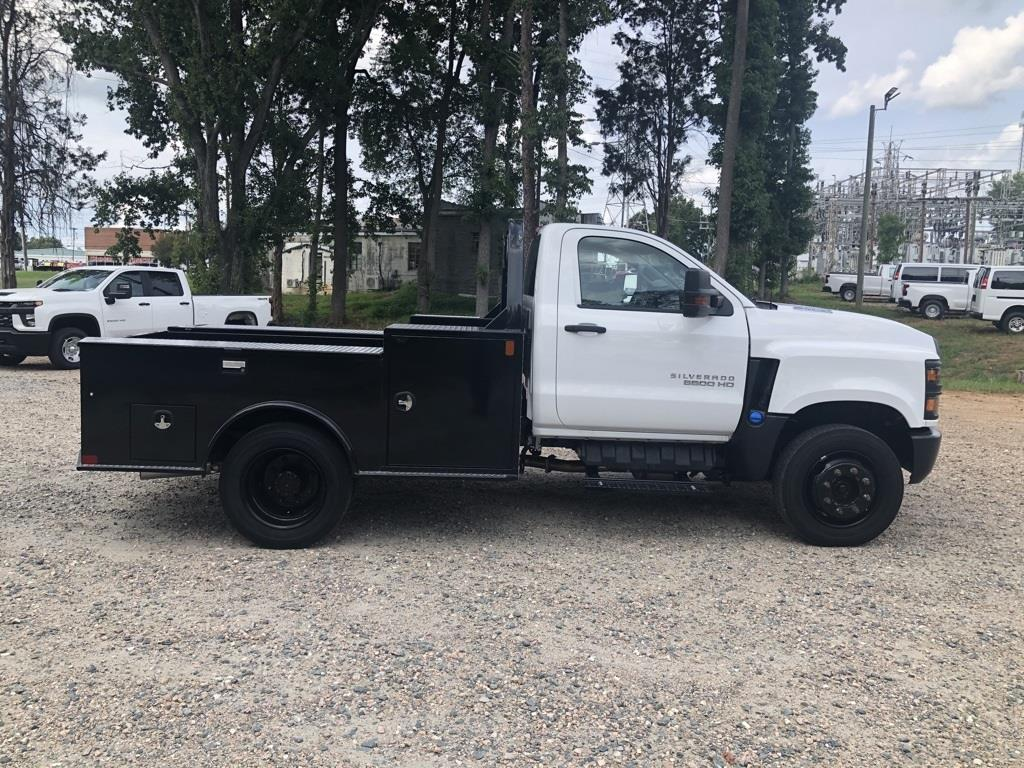 2020 Chevrolet Silverado 5500 Regular Cab DRW 4x2, CM Truck Beds Hauler Body #FK7134 - photo 10