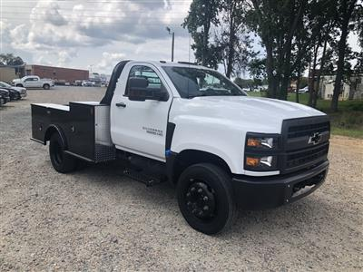 2020 Chevrolet Silverado 5500 Regular Cab DRW 4x2, CM Truck Beds Hauler Body #FK7134 - photo 11