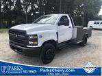 2020 Chevrolet Silverado 5500 Regular Cab DRW 4x2, CM Truck Beds Hauler Body #FK7134 - photo 1