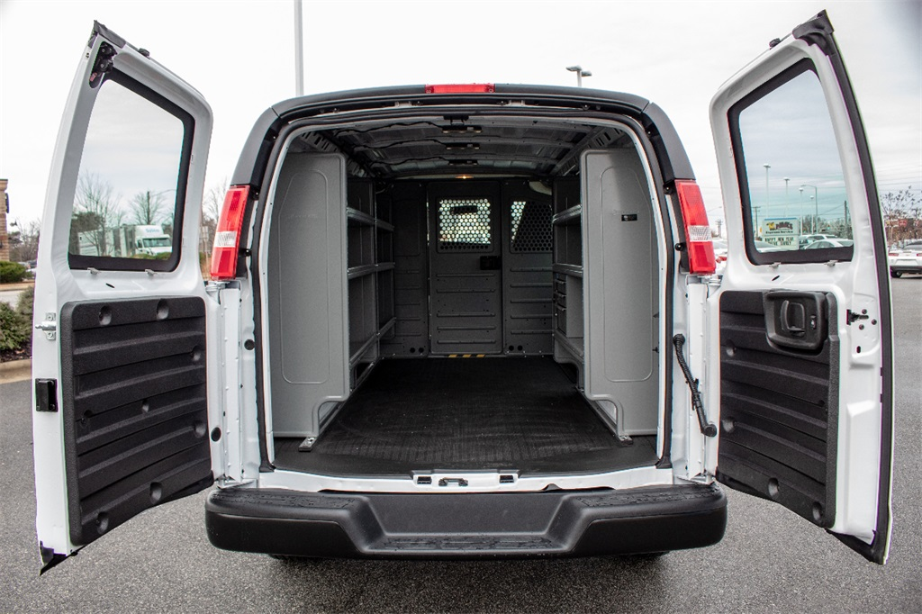 2019 Express 2500 4x2,  Adrian Steel Upfitted Cargo Van #FK7159 - photo 2