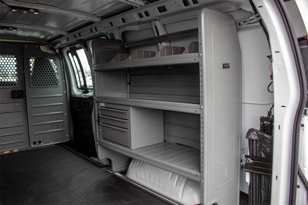 2019 Express 2500 4x2,  Adrian Steel Upfitted Cargo Van #FK7159 - photo 12