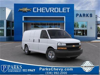 2020 Chevrolet Express 2500 4x2, Empty Cargo Van #FK7161X - photo 1