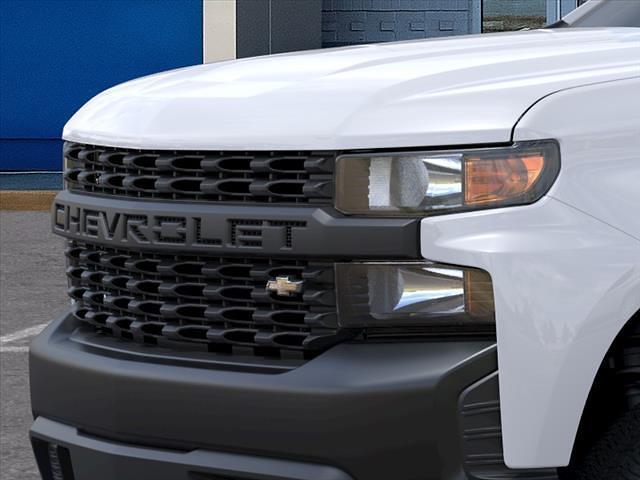 2021 Chevrolet Silverado 1500 Regular Cab 4x2, Pickup #FK71794 - photo 11