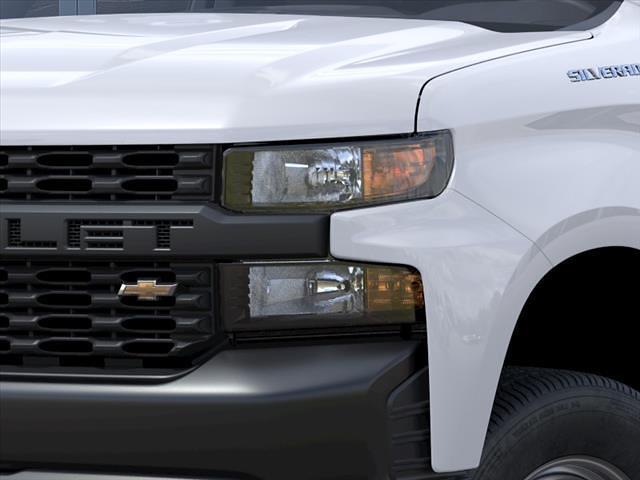 2021 Chevrolet Silverado 1500 Regular Cab 4x2, Pickup #FK71794 - photo 8