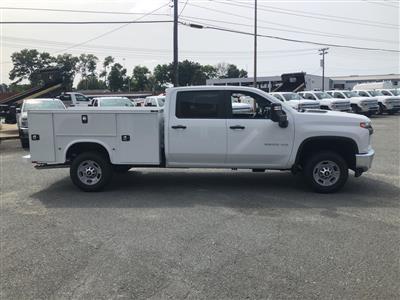 2020 Chevrolet Silverado 2500 Crew Cab 4x2, Knapheide Steel Service Body #FK7202 - photo 10