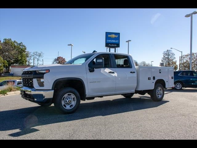 2020 Chevrolet Silverado 2500 Crew Cab 4x2, Knapheide Steel Service Body #FK7269 - photo 3