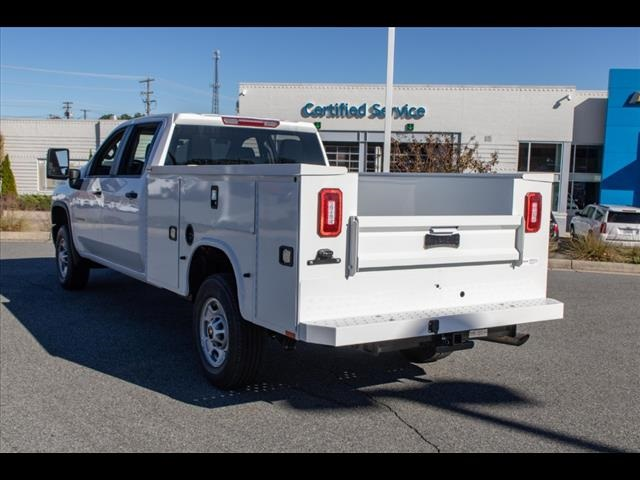 2020 Chevrolet Silverado 2500 Crew Cab 4x2, Knapheide Steel Service Body #FK7269 - photo 2