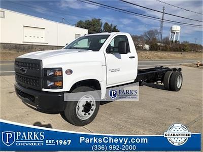 2020 Chevrolet Silverado 5500 Regular Cab DRW 4x2, Cab Chassis #FK7339X - photo 1