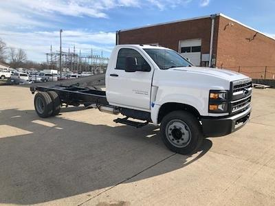 2020 Chevrolet Silverado 5500 Regular Cab DRW 4x2, Cab Chassis #FK7339X - photo 6