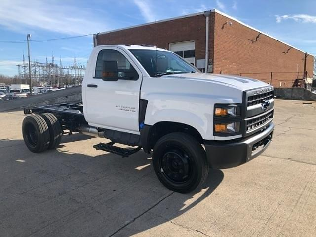 2020 Chevrolet Silverado 5500 Regular Cab DRW 4x2, Cab Chassis #FK7341X - photo 6